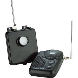 Dakota Alert MURS BS Kit with 1x MAT Alert Transmitter & 1x M538-BS 2-Way Base Station Radio